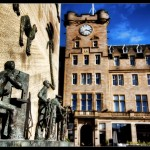 Merchant Navy Memorial, Leith